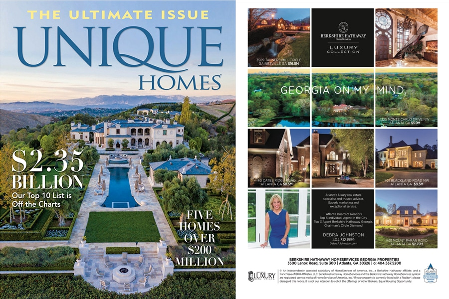 LUXURY HOME FEATURED IN ULTIMATE ISSUE 2018